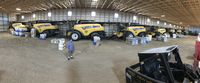 Workshop arable farm - Manitoba